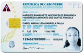 Cabo Verde ID card